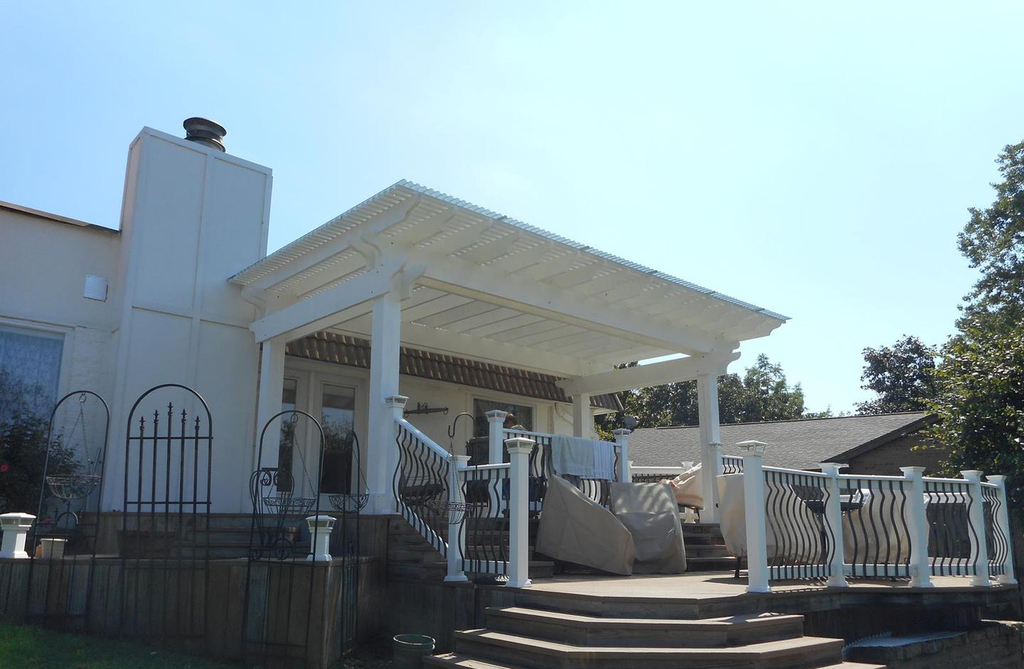 Pergola Supreme Inc Home